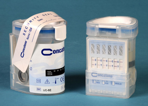 Multi-Panel Drug Test Cups